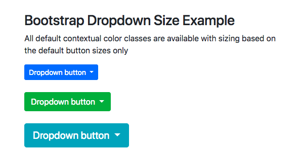 Bootstrap 4 dropdown submenu